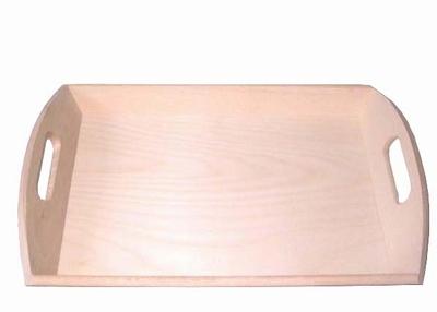 Dienblad groot met handvat grenen (3899)