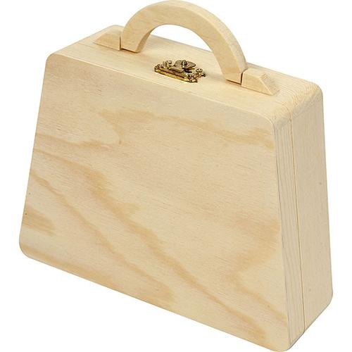 Kist / Tas met handvat (7381)