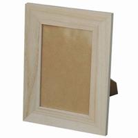Fotolijst recht zonder (plexi)glas