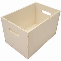 Kist rechthoek bouwpakket (3666)