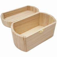 Kist ovaal met klepdeksel (3485)