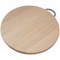 Snijplank beuken rond; 35 CM